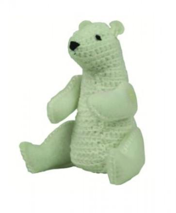 Häkeltier Eisbär