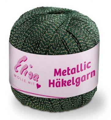ELISA Häkelgarn Metallic 4x50g