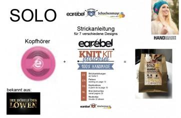 EAREBEL Solo - pink