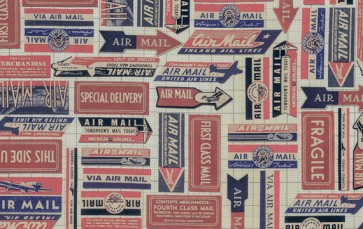 Coats-Tim Holtz Correspondence-Air Mail