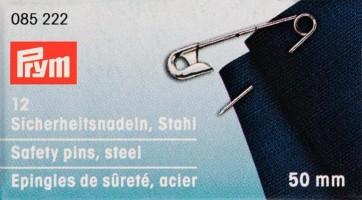 Sicherh.Ndl.Aida Stahl 50mm/3