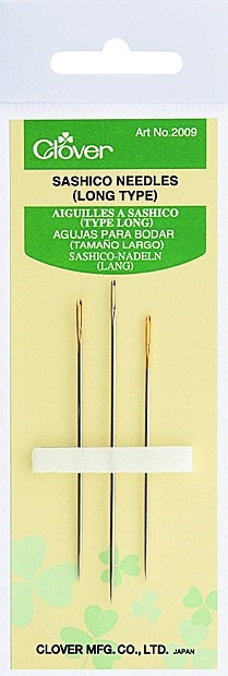 CLOVER Sashico-Nadel lang