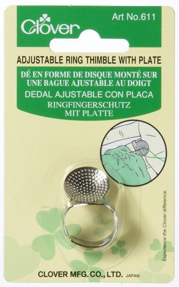 CLOVER Ringfingerschutz mit Platte