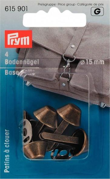 P/SB Bodennägel für Taschen 15 mm altme
