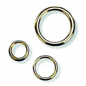"Hohlring ""gold""  16mm"