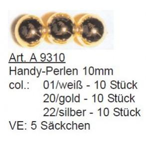 HANDY-SB Wachsperlen      10mm