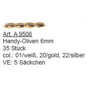 HANDY-SB Wachsoliven       6mm