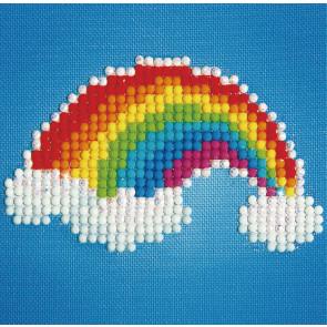 DIAMOND DOTZ Ever Living Rainbow 10.2 x 10.2 cm  (3 St)