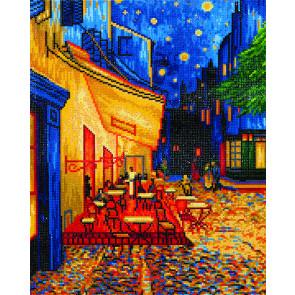 DIAMOND DOTZ Café at Night Van Gogh 42x52 cm