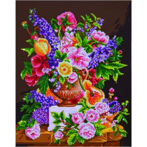 DIAMOND DOTZ Bouquet Ancient 53x67 cm