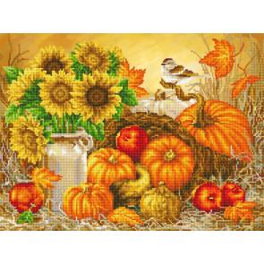 DIAMOND DOTZ Autumn Harvest 56x42 cm