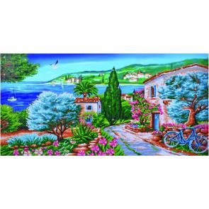 DIAMOND DOTZ La Provence La Provence 100x50 cm