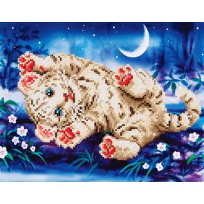 DIAMOND DOTZ Baby Tiger Roly Poly 35,5x27,9 cm  (2 St)