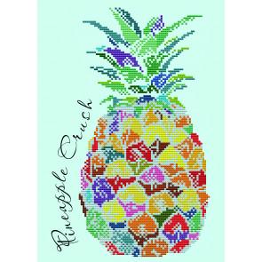 DIAMOND DOTZ Pineapple Crush 28x39 cm