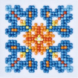 DIAMOND DOTZ Autumn Mandala 1 7.6 x 7.6 cm  (3 St)