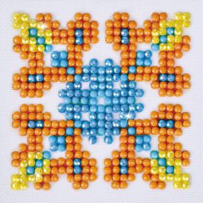 DIAMOND DOTZ Autumn Mandala 2 7.6 x 7.6 cm  (3 St)