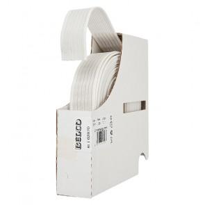 Universalgummi BELCO, weiß  25mm