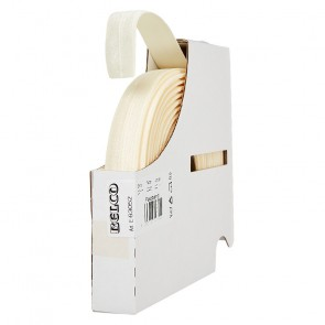Falzband elast. BELCO, natur (245) 20mm