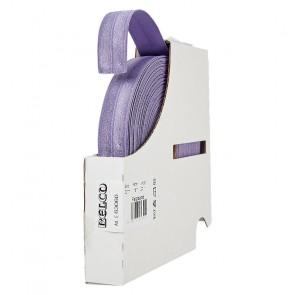 Falzband elast. BELCO, flieder (187)  20mm