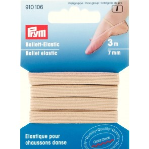 Prym Ballett-Elastic 7 mm beige #