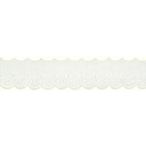 Prym Festonspitze weiß 30mm #
