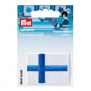 Prym Appl. Flagge Finnland #