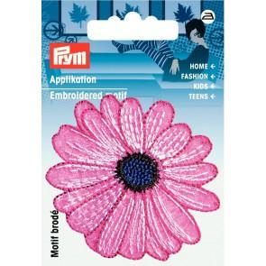 Prym Appl. Exklusiv Blume pink #