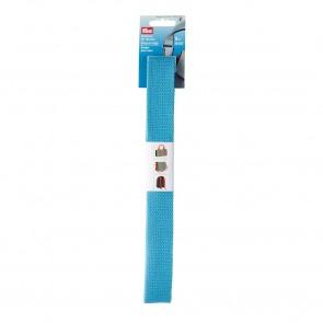 Prym Gurtband für Taschen 30 mm türkis