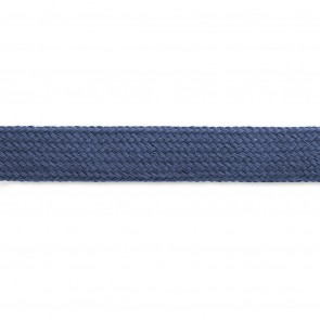 Prym Hoodiekordel PES 17 mm blau