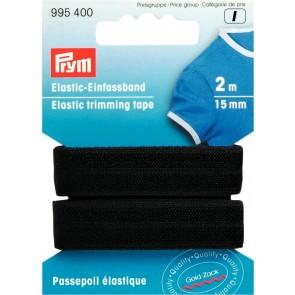 P/SB Elastic-Einfassbd.15mm/2m s