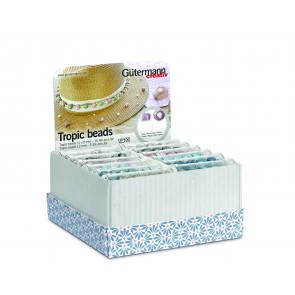 GÜTERM. Storage and Display Box Tropic beads
