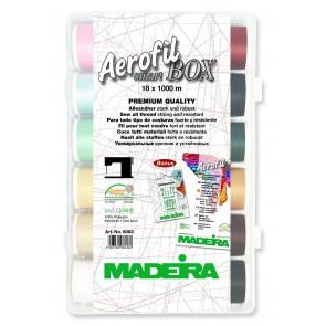 MADEIRA Sort. Aerofil no.120 Smart Box