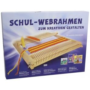 Webrahmen,2 Schiffch,Kamm.25cm