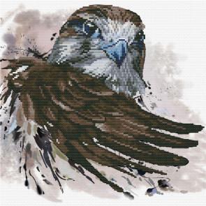 LADYBIRD Stickset Falcon Salute 30,5x30,5 cm