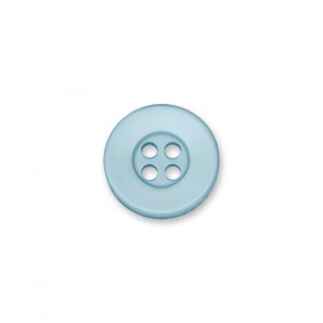 10mm Polyesterknopf 4-loch,gefärbt