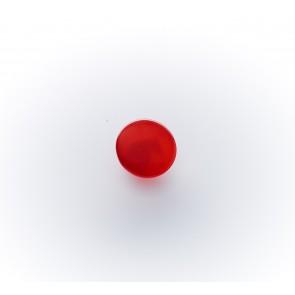 10mm Polyesterknopf m. Öse,gefärbt