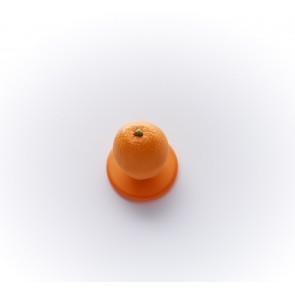 13mm Kochknopf Orange
