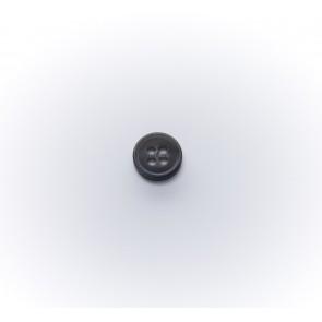 11mm Büffelhornimitatknopf, 4-loch*