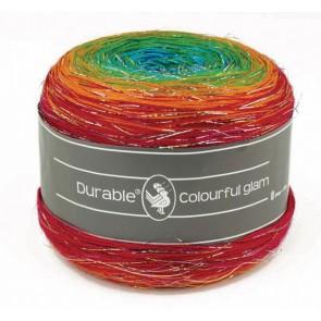 Durable Colourful GLAM 50%Bw./50%Acryl 200g