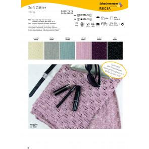 REGIA Soft Glitter 5x100g