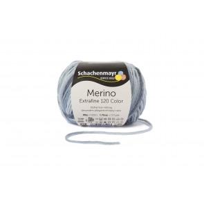 SCHACHENMAYR Merino Extrafine 120 Col. 10x50