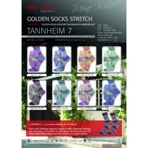 PRO LANA Golden S.Str.Tannheim 7 10x100g