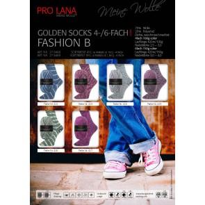 PRO LANA Golden S Fashion B  6f 10x150g