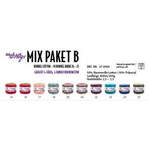 WOOLLY HUG Bobbel Mix Paket B 200g