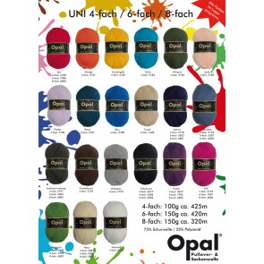 OPAL Uni 6-f. 5x150g