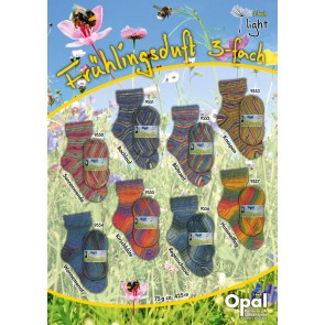 OPAL Light Frühlingsduft 3-fach