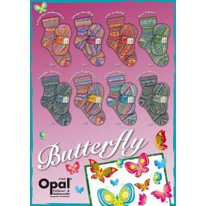 OPAL Butterfly 4-fach Sortiment