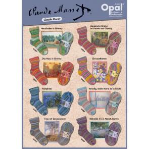 OPAL Claude Monet 4-fach Sortiment