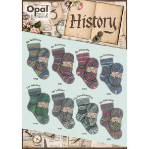 OPAL History 4-fach Sortiment
