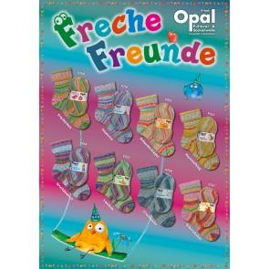 OPAL Freche Freunde 4fach Sortiment